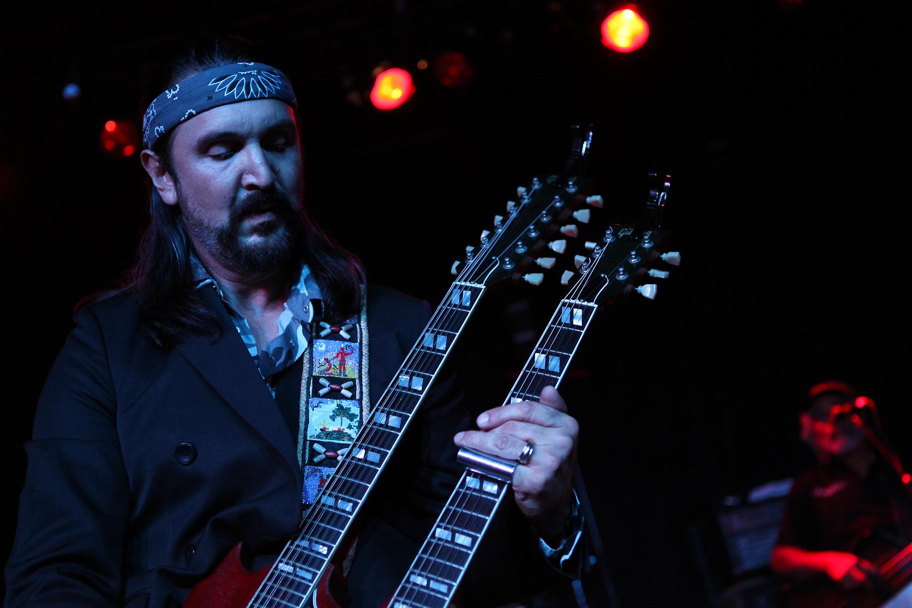 Big Sugar @ Barrie New Music Festival 2010