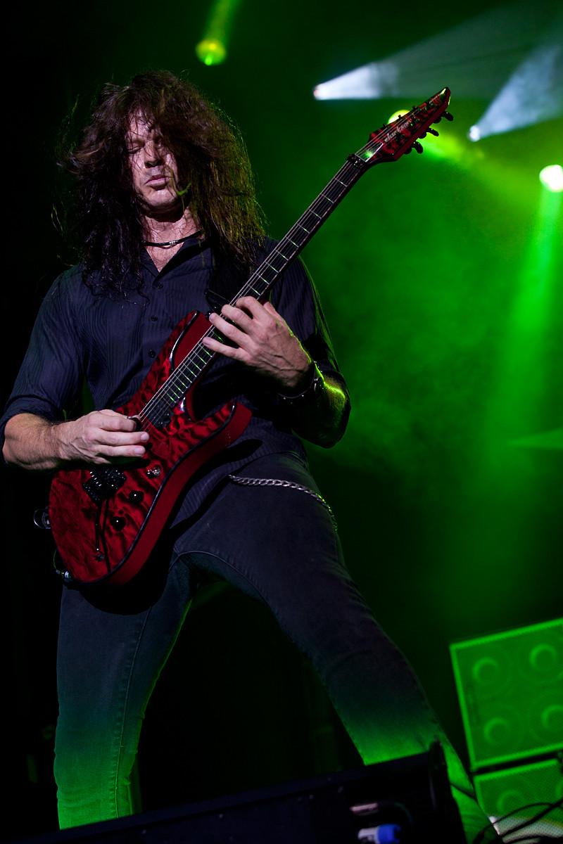 Megadeth @ Heavy T.O. 2011