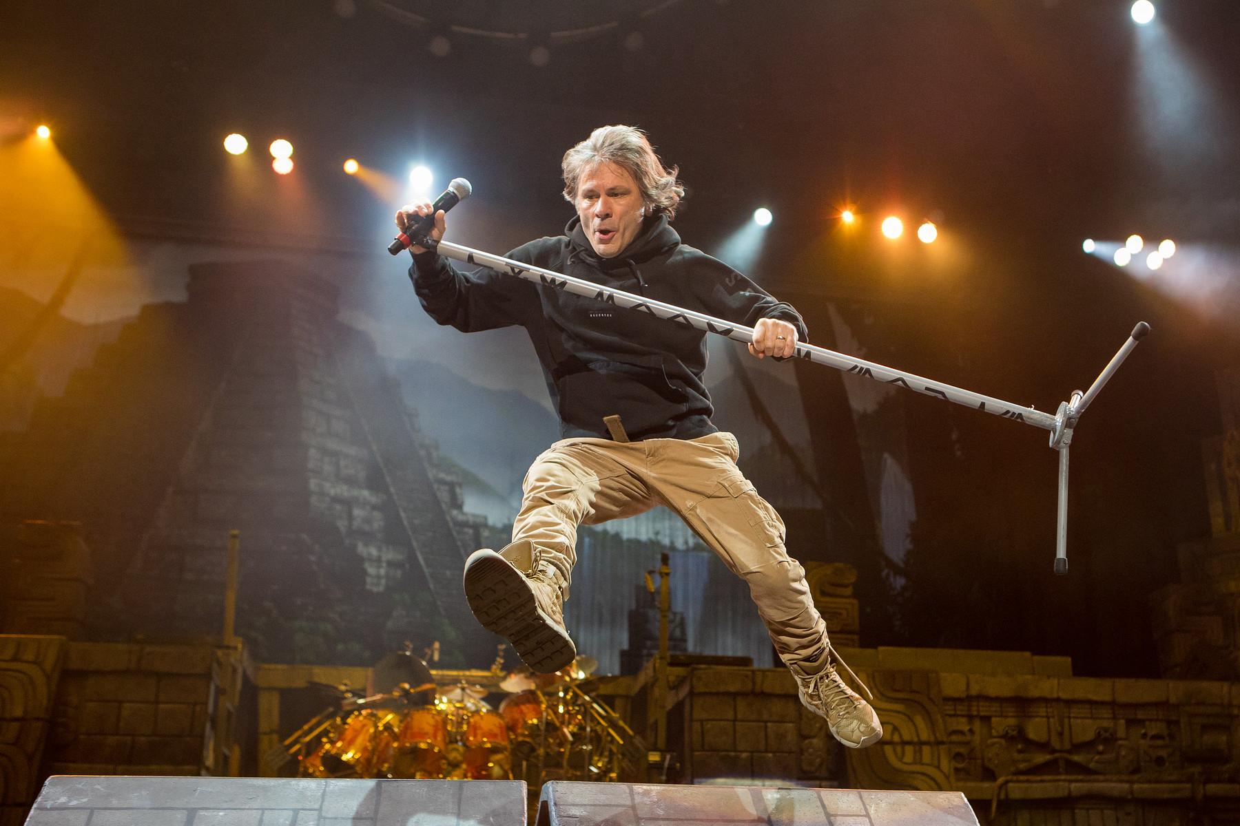 Iron Maiden // Budweiser Stage // Toronto
