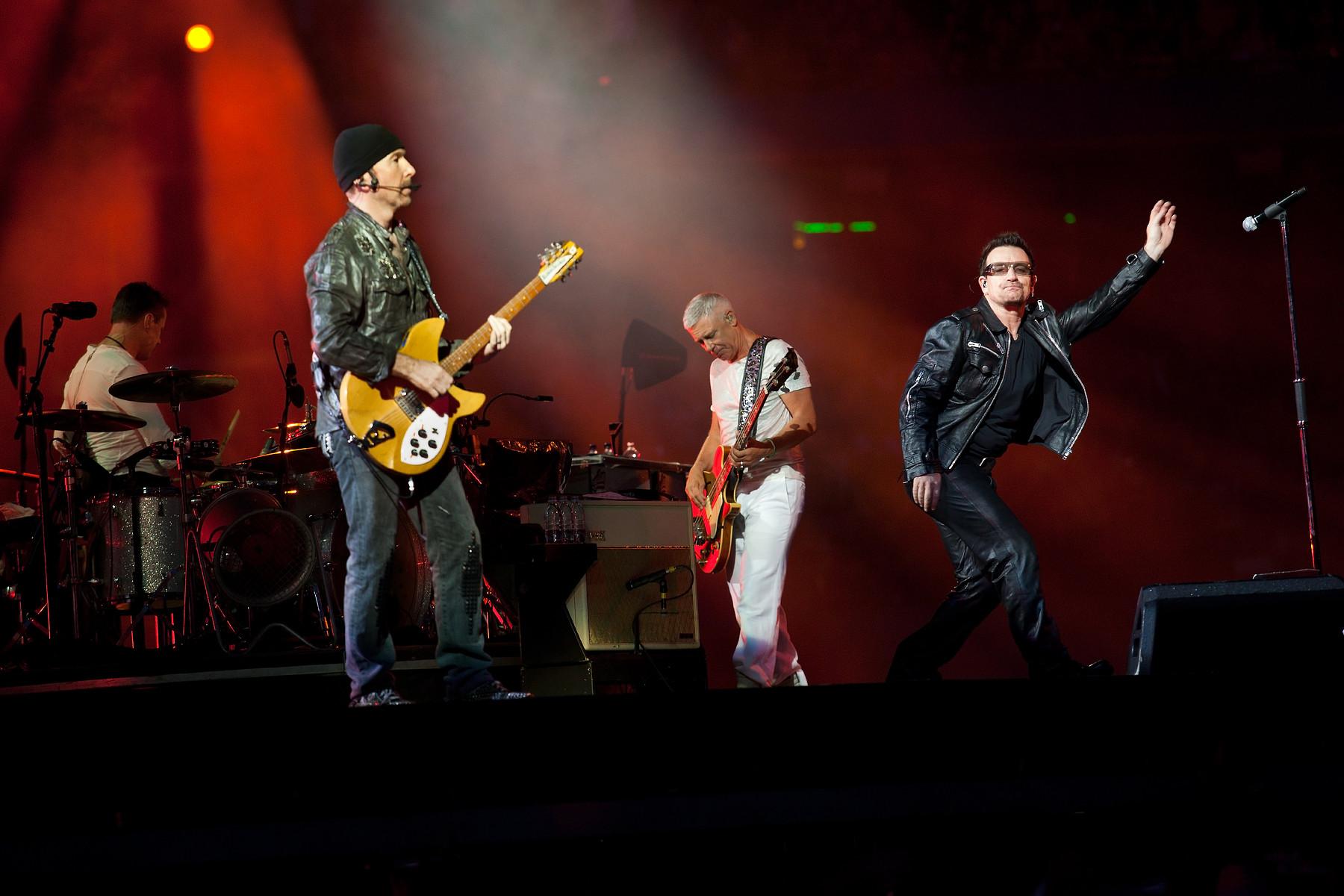 U2 @ Rogers Centre