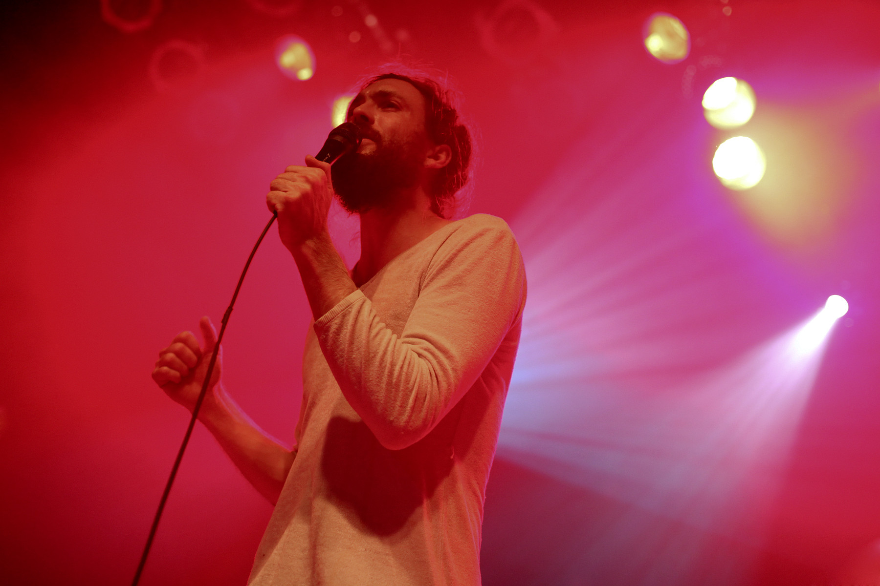 Edward Sharpe & The Magnetic Zeros @ Mod Club