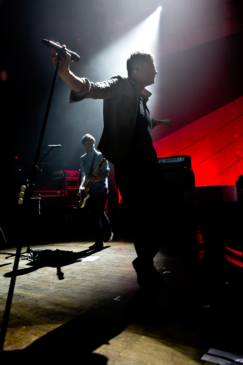 Keane // Royal Oak Music Theatre // Detroit