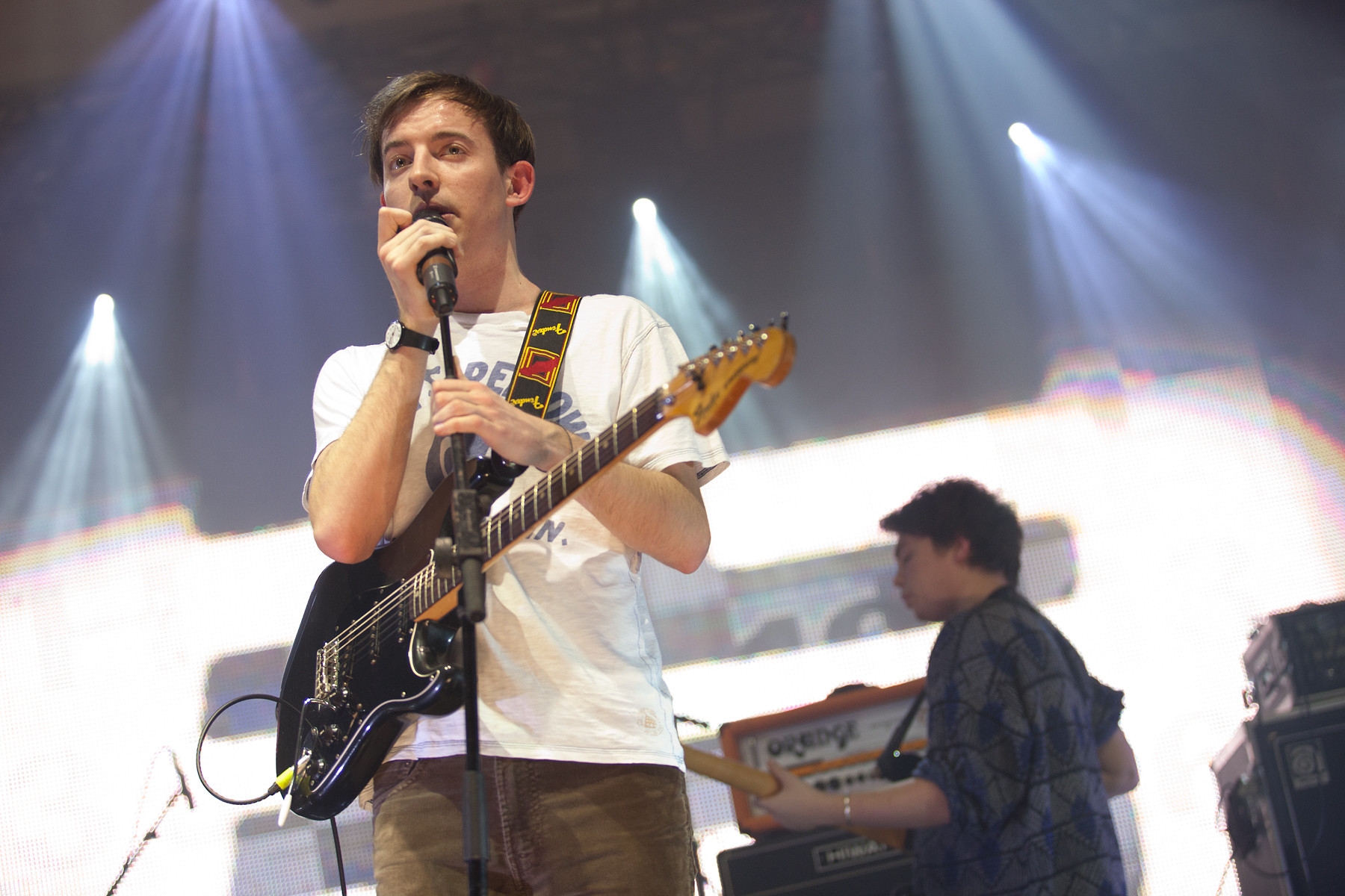 Bombay Bicycle Club @ CMF Indie Awards 2011