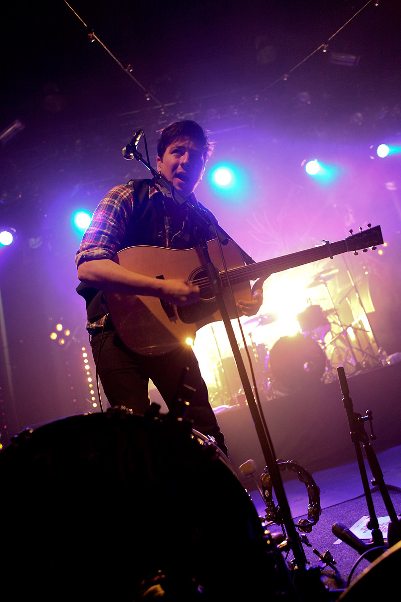 Mumford and Sons @ Sound Academy