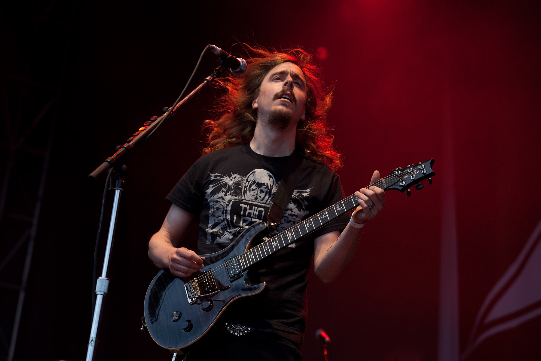 Opeth @ Heavy T.O. 2011