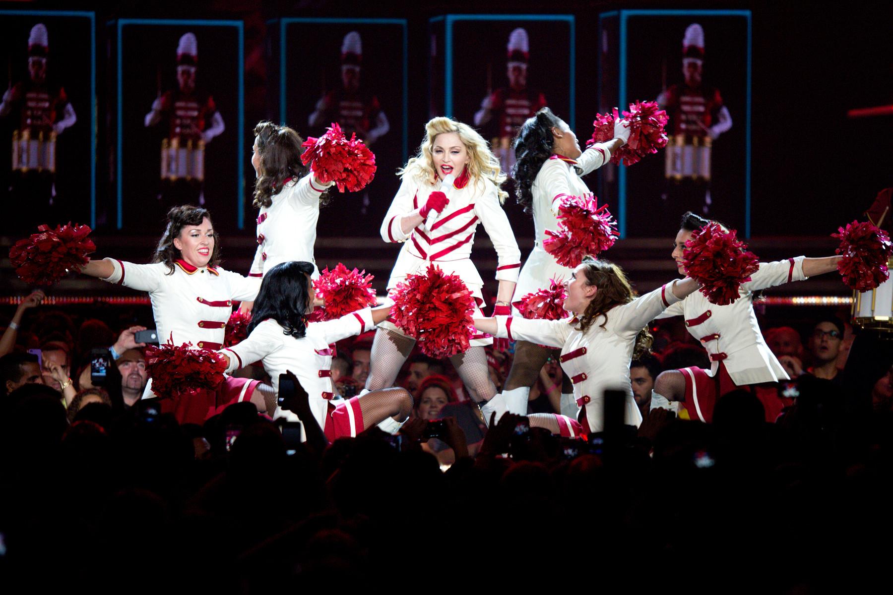 Madonna @ Air Canada Centre