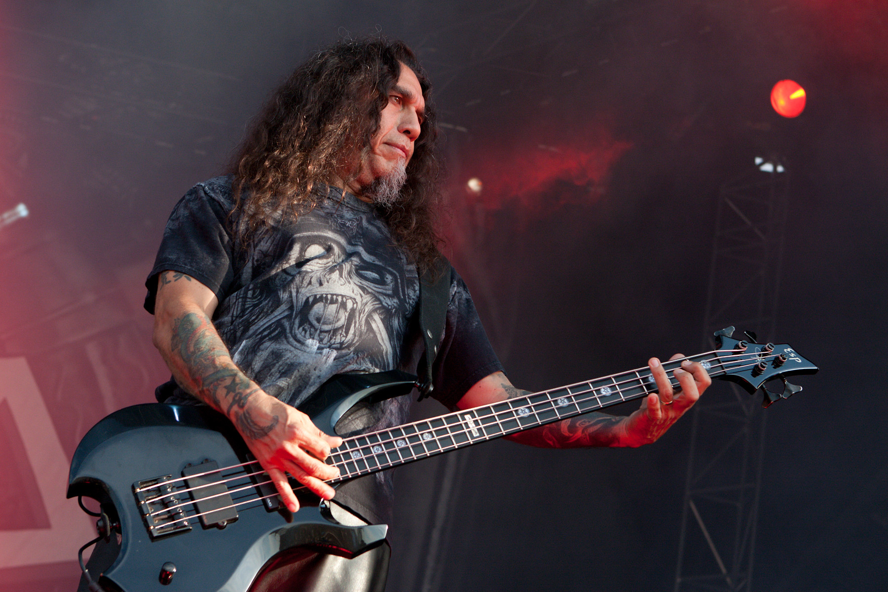 Slayer @ Heavy T.O. 2011