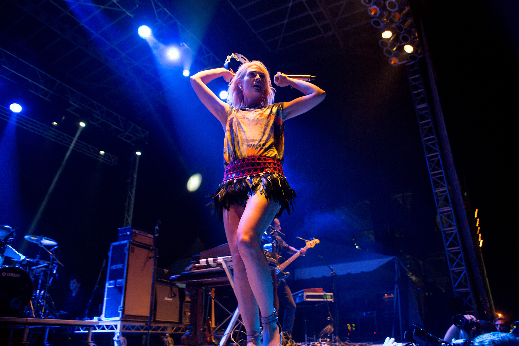 Metric // Riot Fest 2014 // Toronto