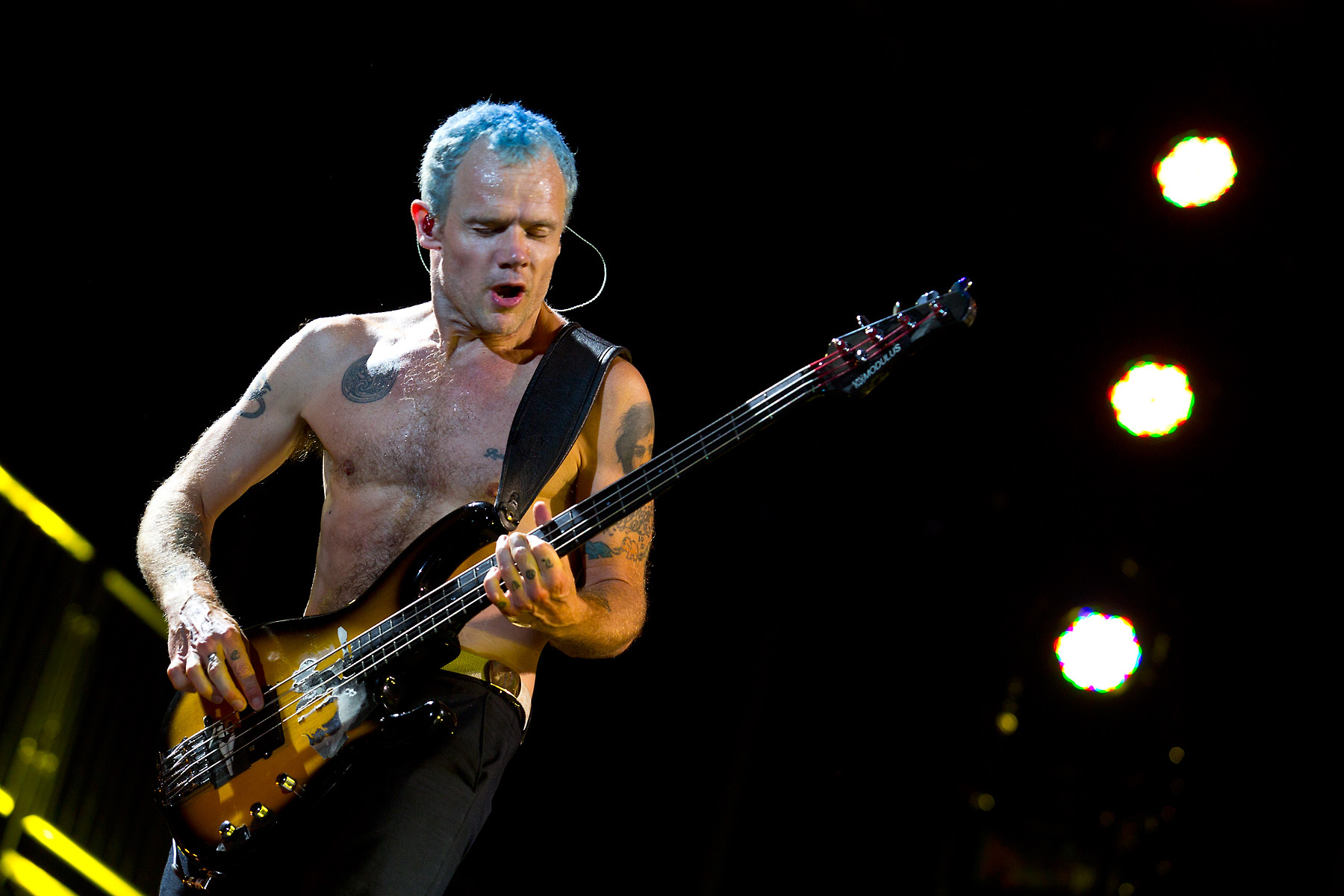 Red Hot Chili Peppers @ Lollapalooza 2012