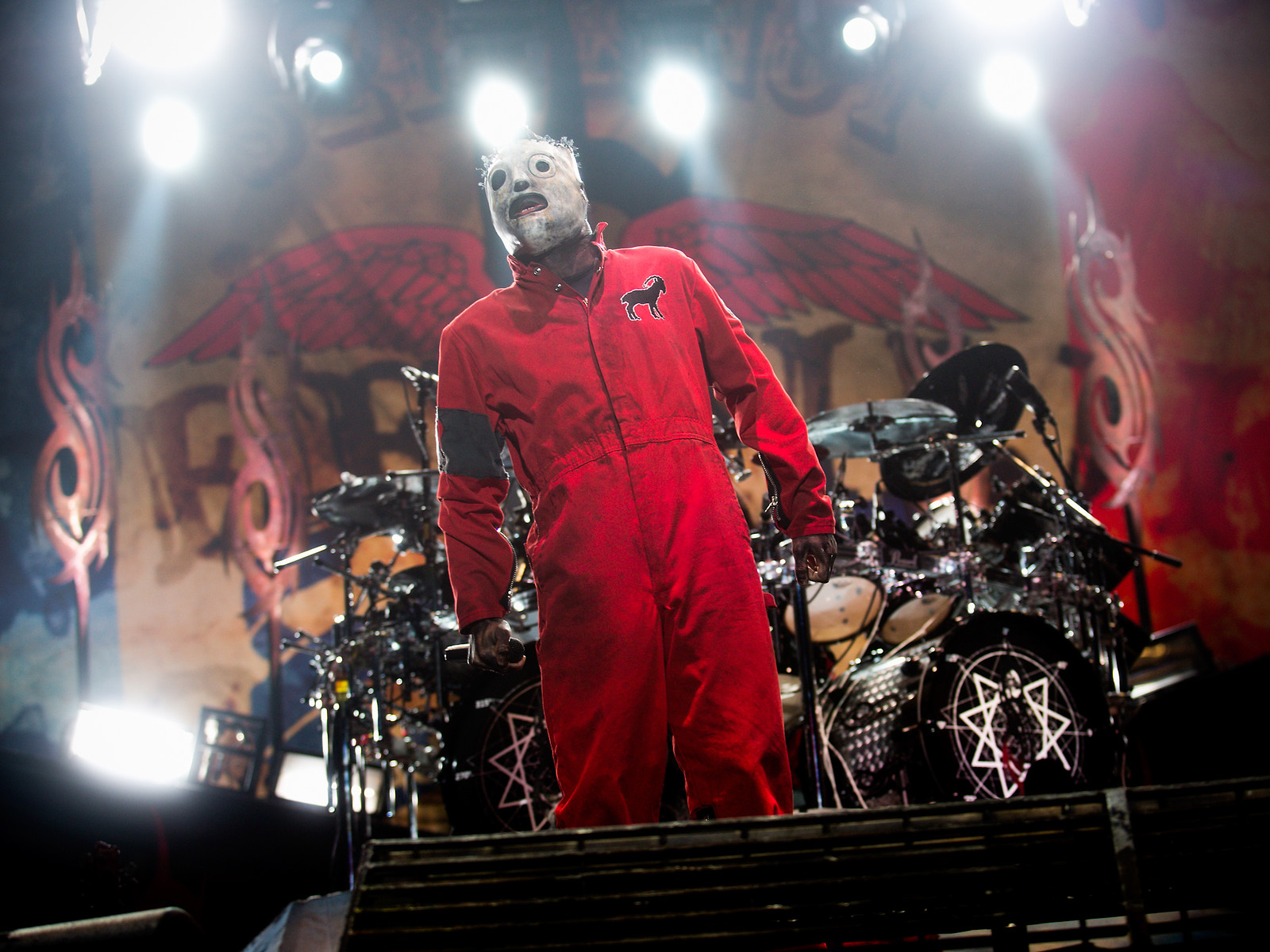 Slipknot @ Heavy TO 2012