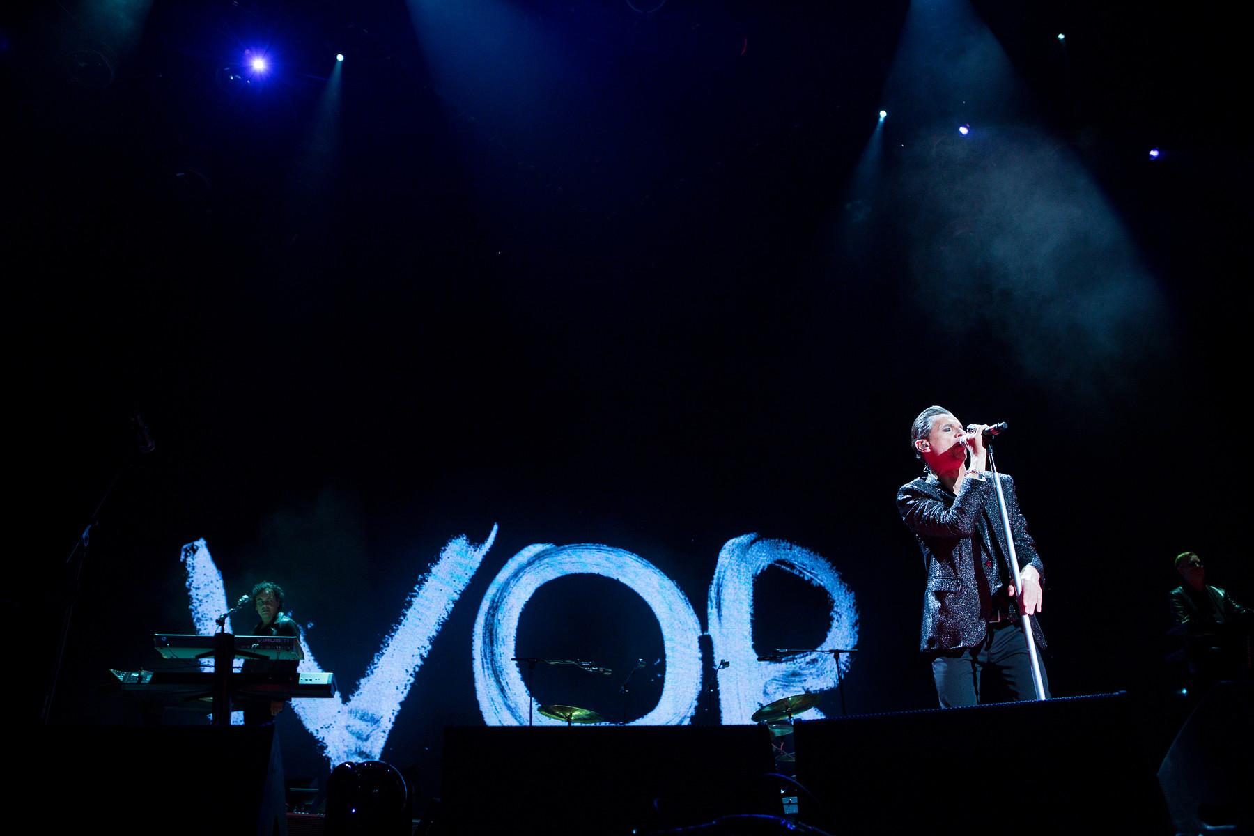 Depeche Mode // Molson Amphitheatre // Toronto