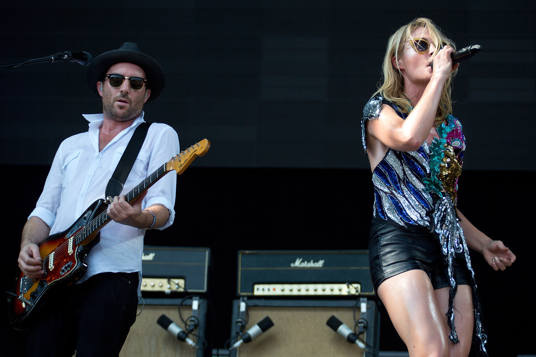 Metric @ Lollapalooza 2012