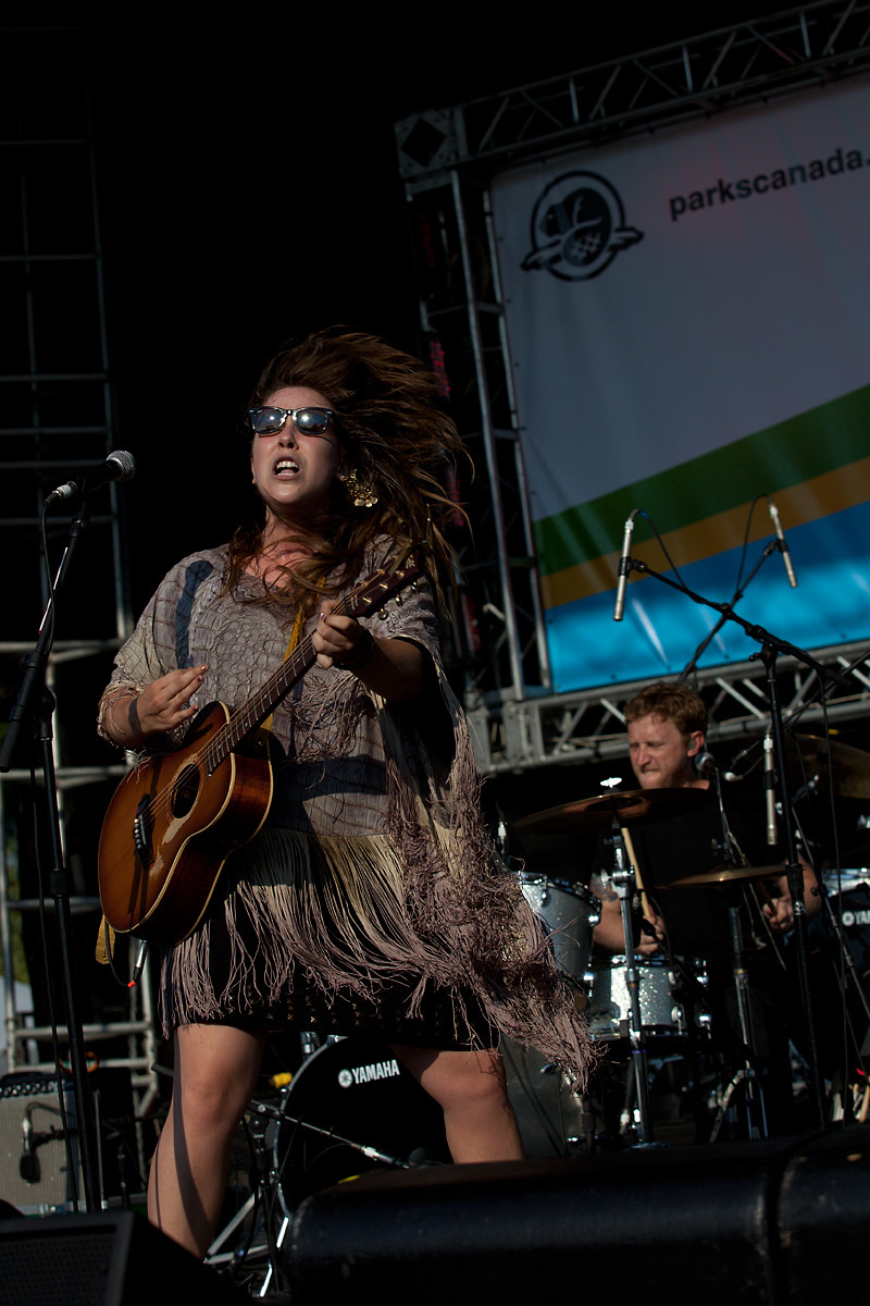 Serena Ryder @ Olympic Island