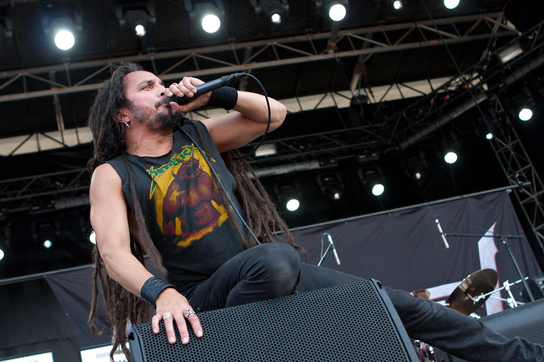 Death Angel @ Heavy T.O. 2011