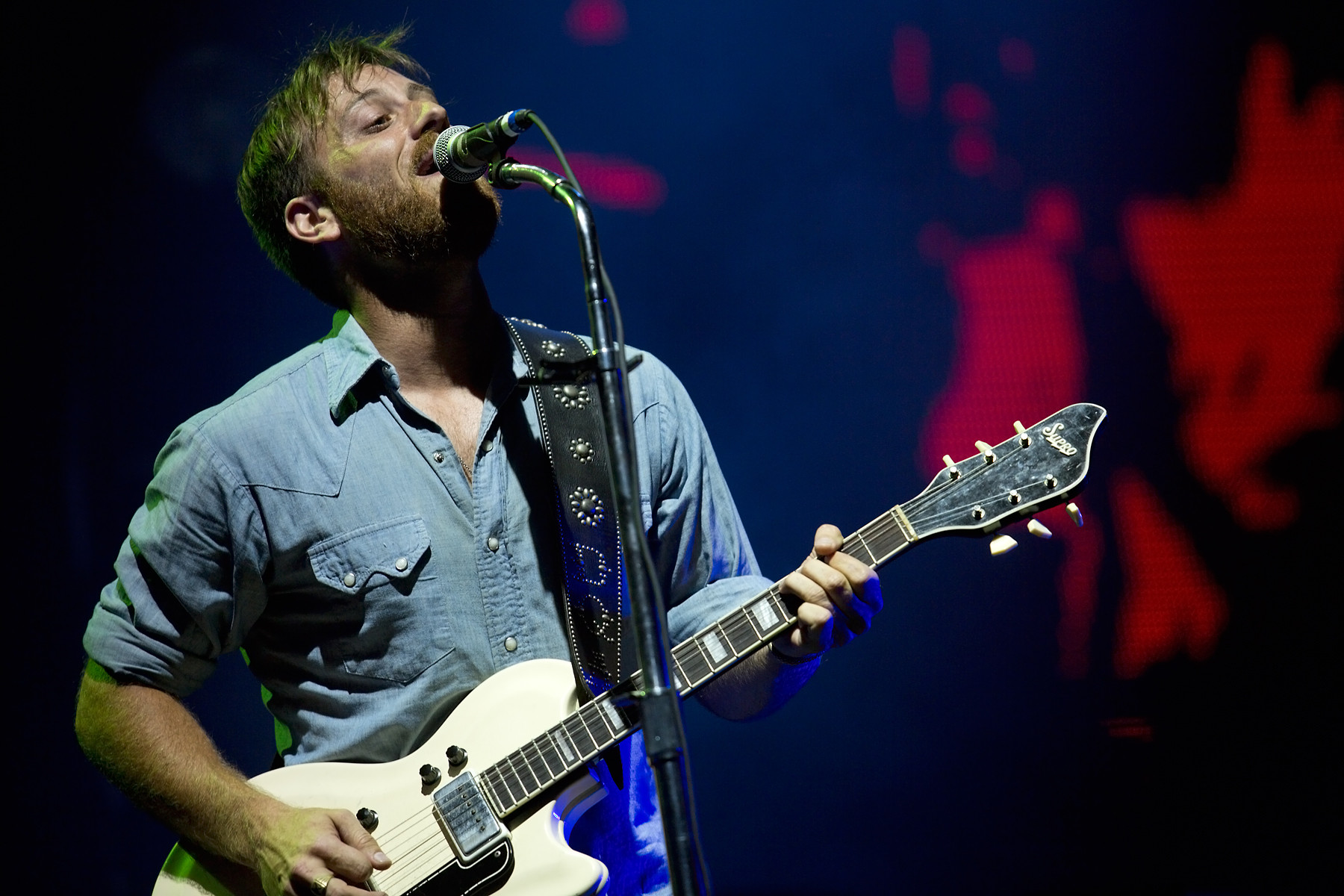 The Black Keys @ Lollapalooza 2012