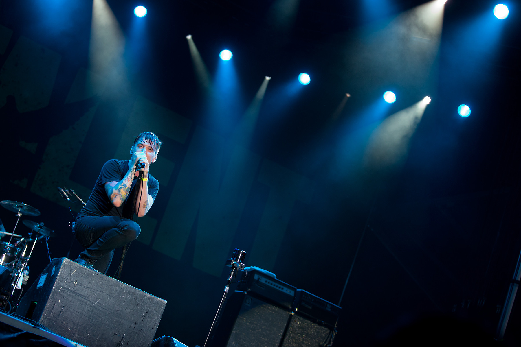 Billy Talent @ Heavy T.O. 2011