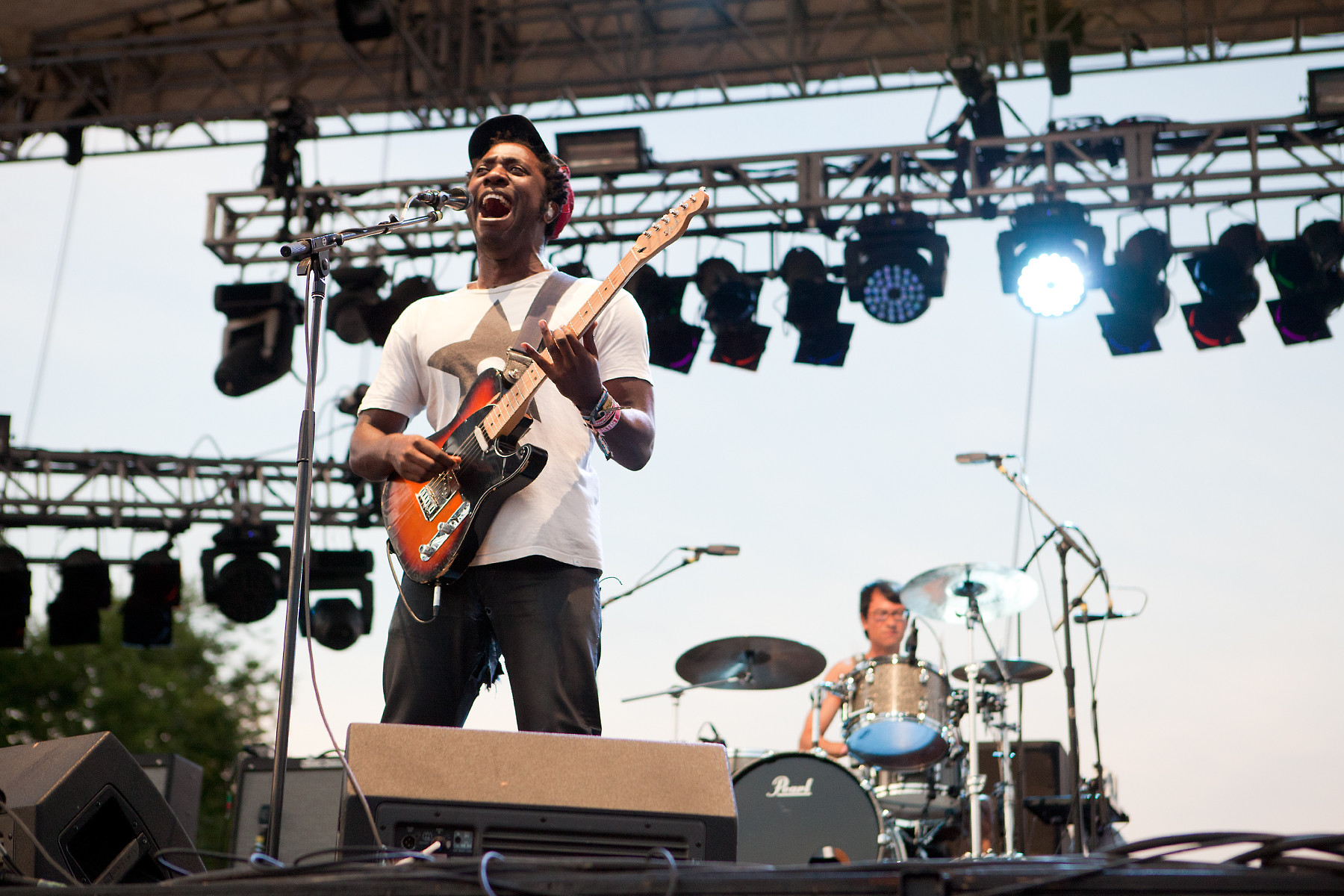 Bloc Party @ Lollapalooza 2012