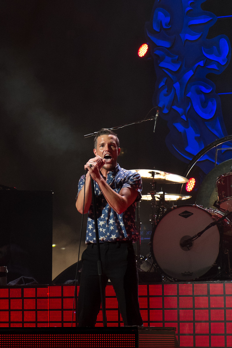 The Killers // Jacobs Pavilion // Cleveland
