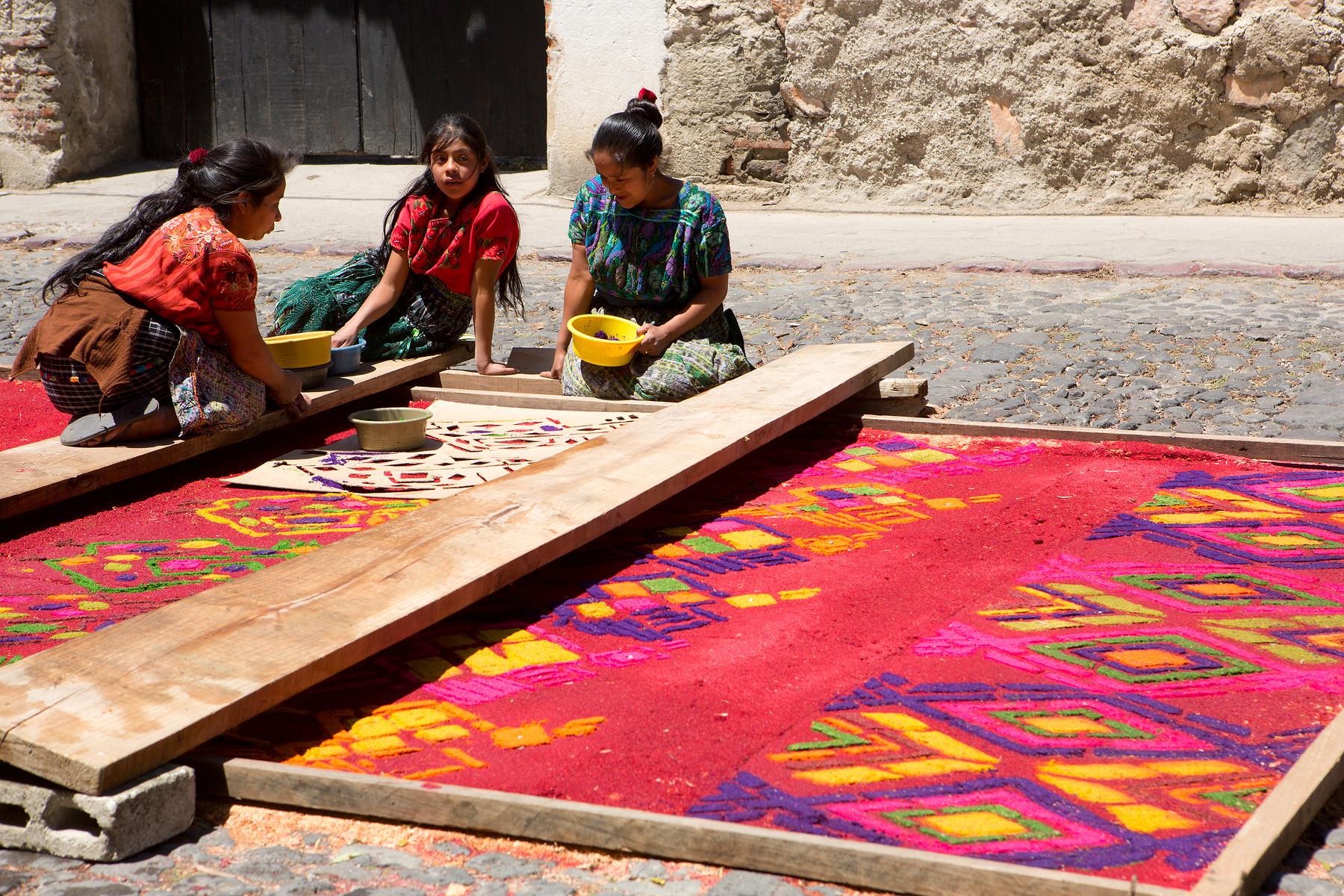 Holy Week // Antigua // Guatemala