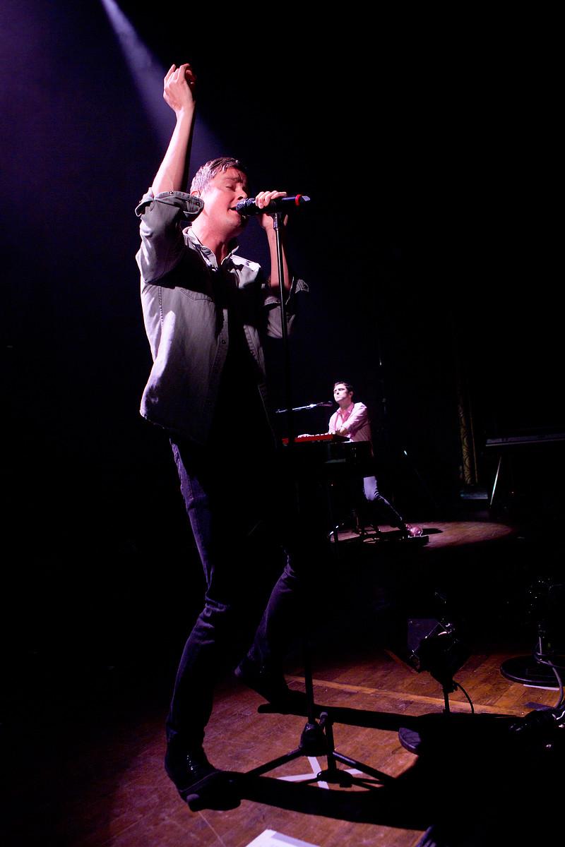 Keane // Royal Oak Music Theatre // Detroit