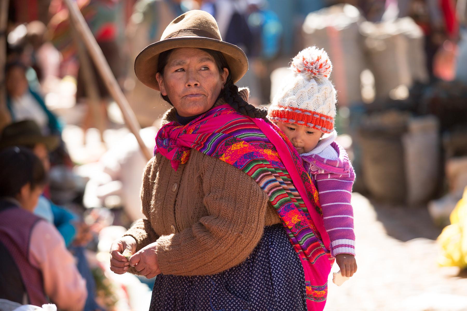 Pisac Market // Peru