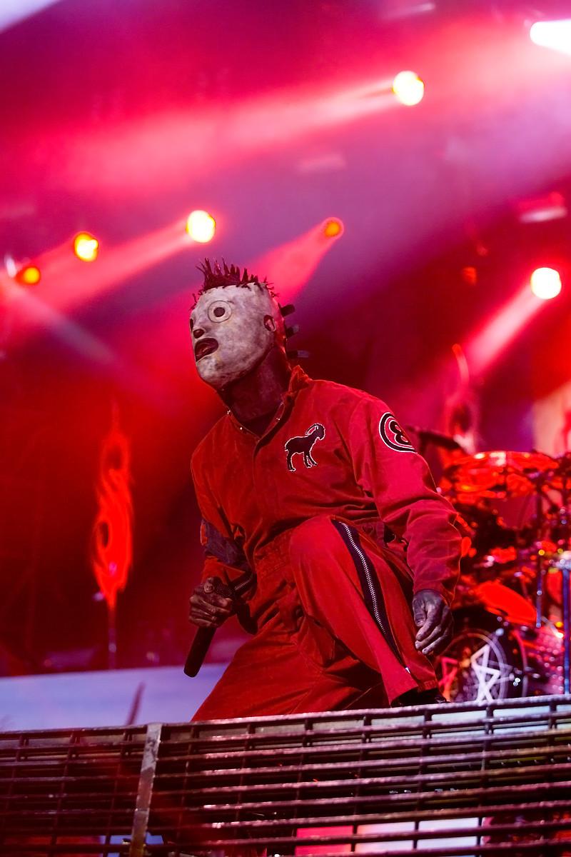 Slipknot @ Heavy TO 2012