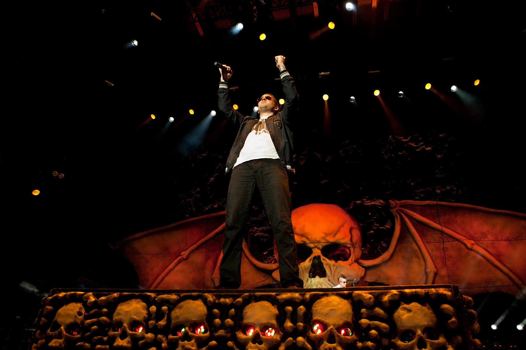Avenged Sevenfold @ Uproar 2011