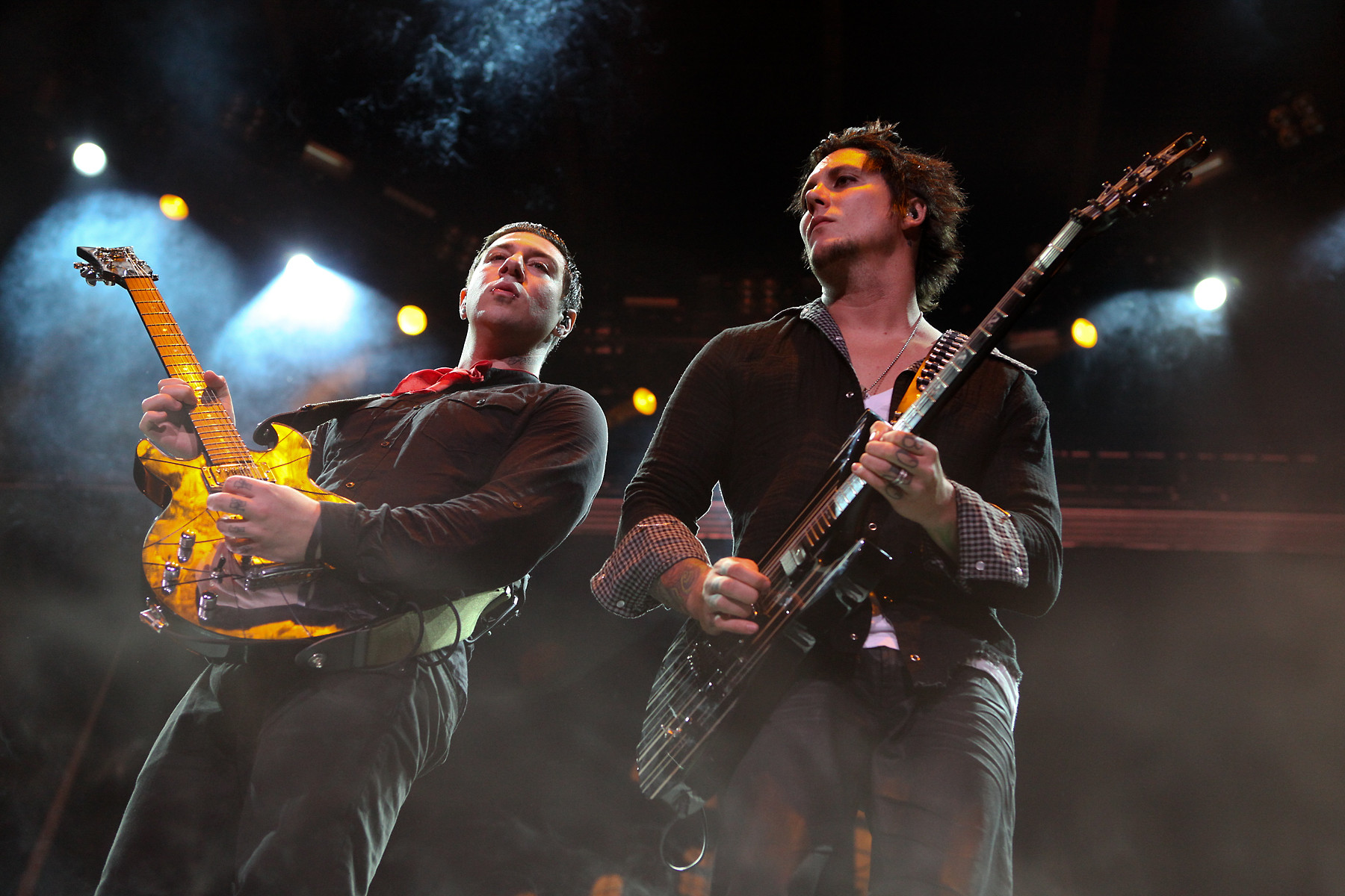 Avenged Sevenfold @ Uproar 2010