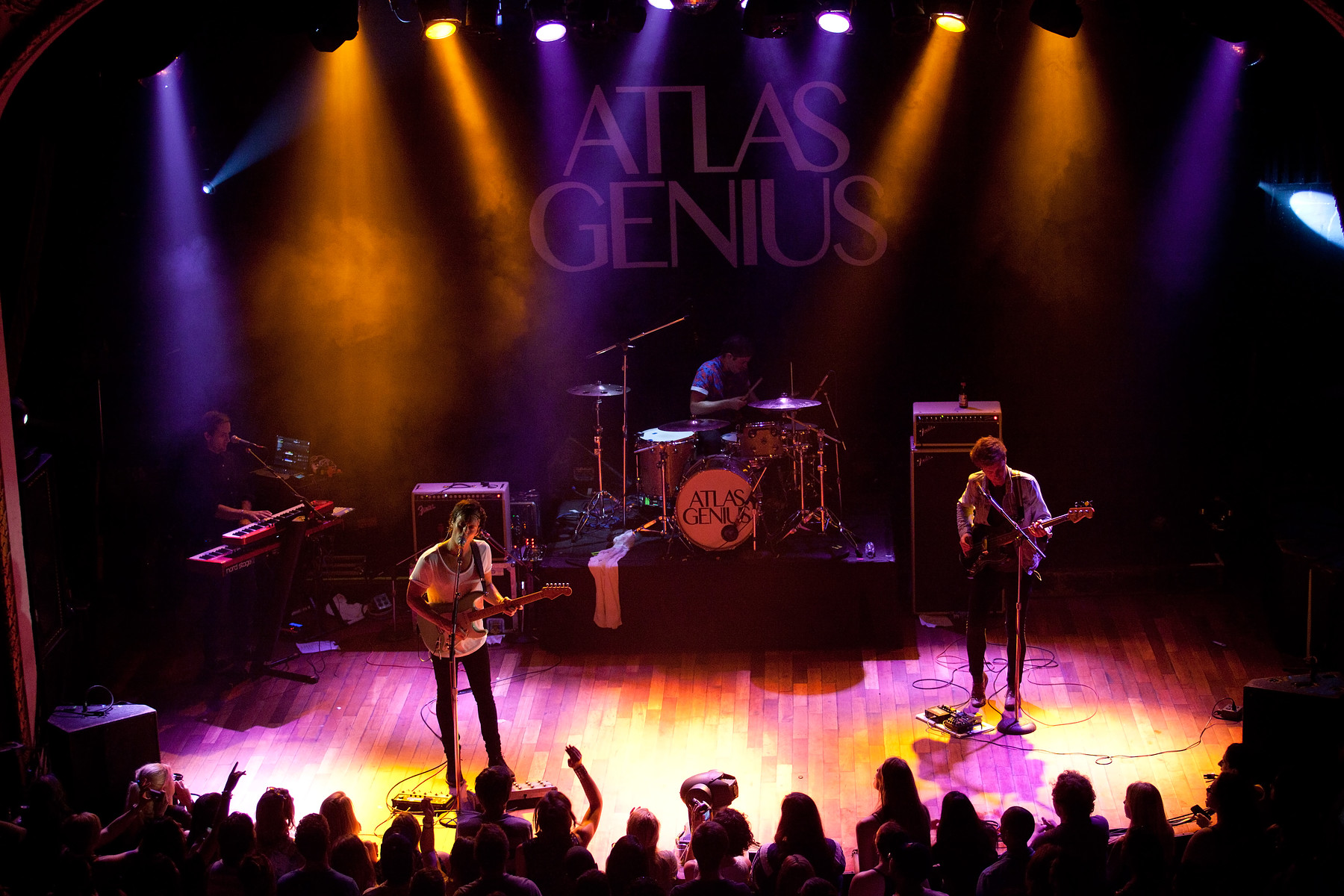 Atlas Genius // The Opera House