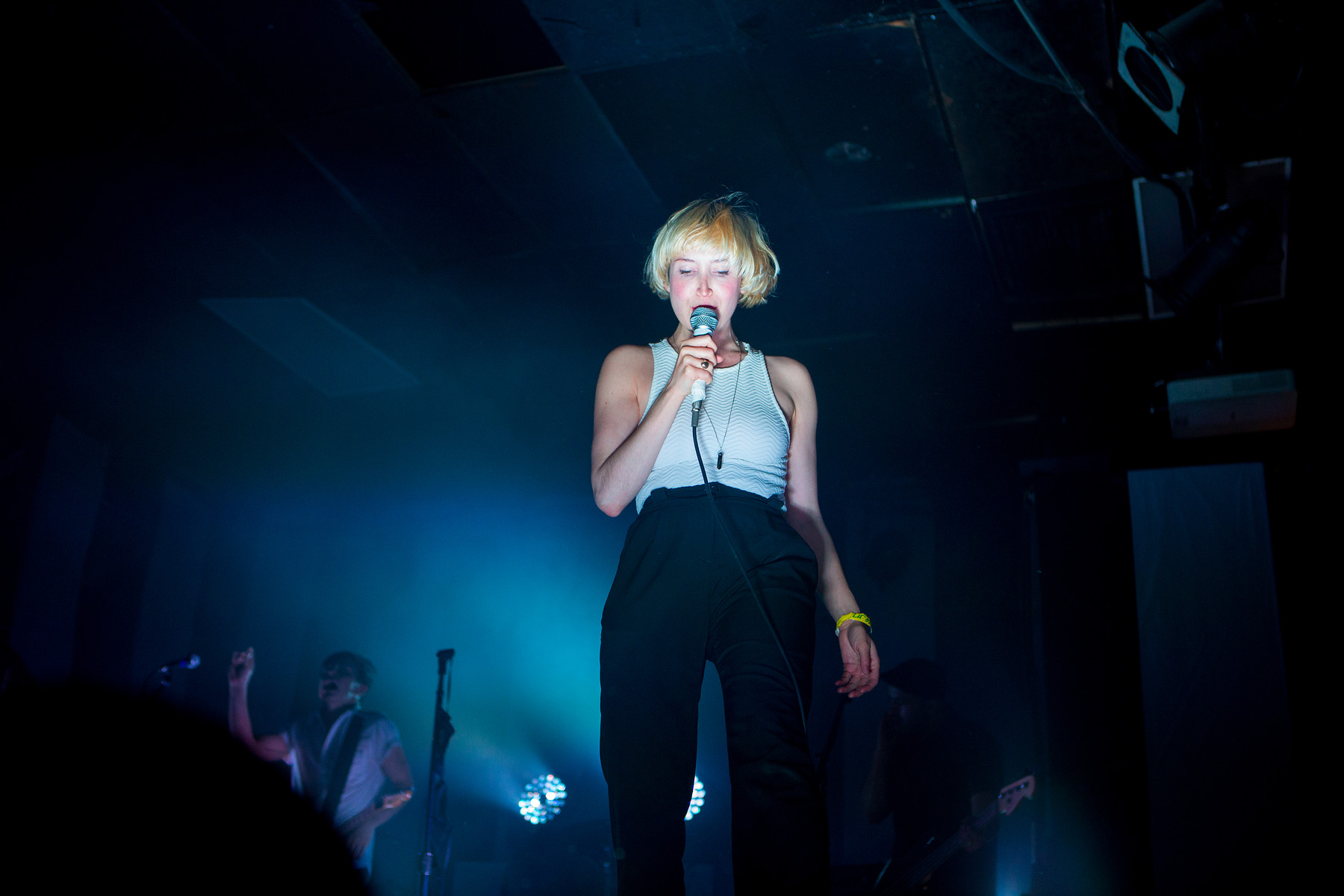 July Talk // Lee's Palace // Toronto