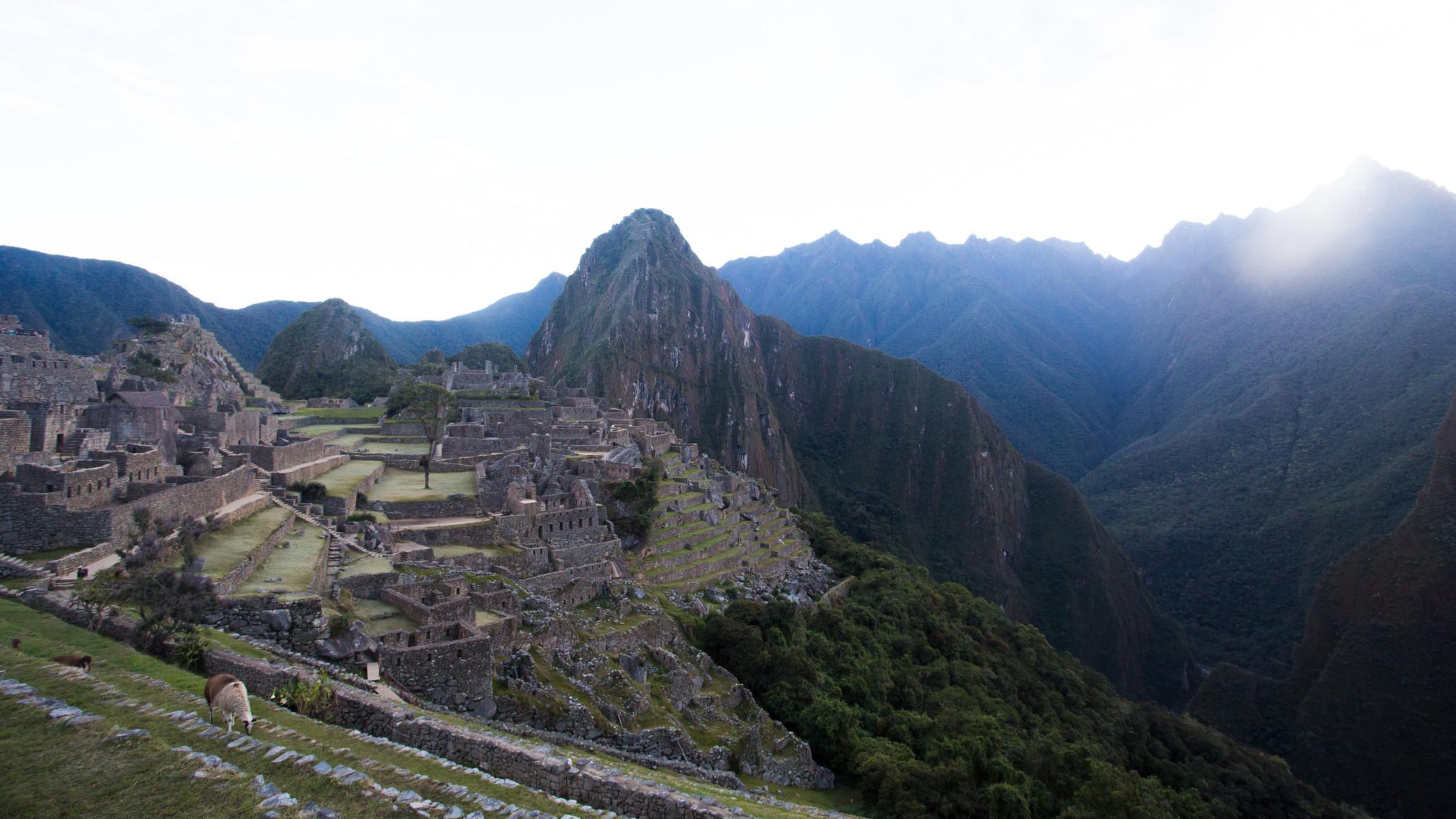 Machu Picchu // Peru