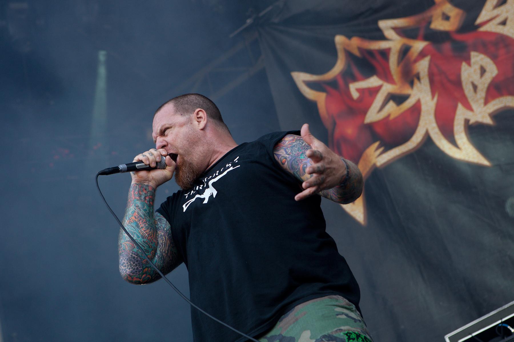 Exodus @ Heavy T.O. 2011