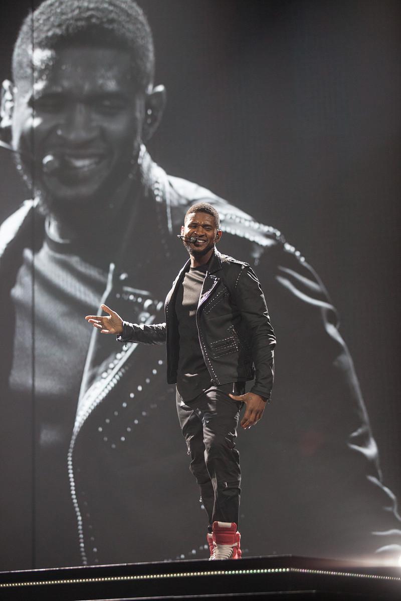 Usher // Air Canada Centre // Toronto // 2014