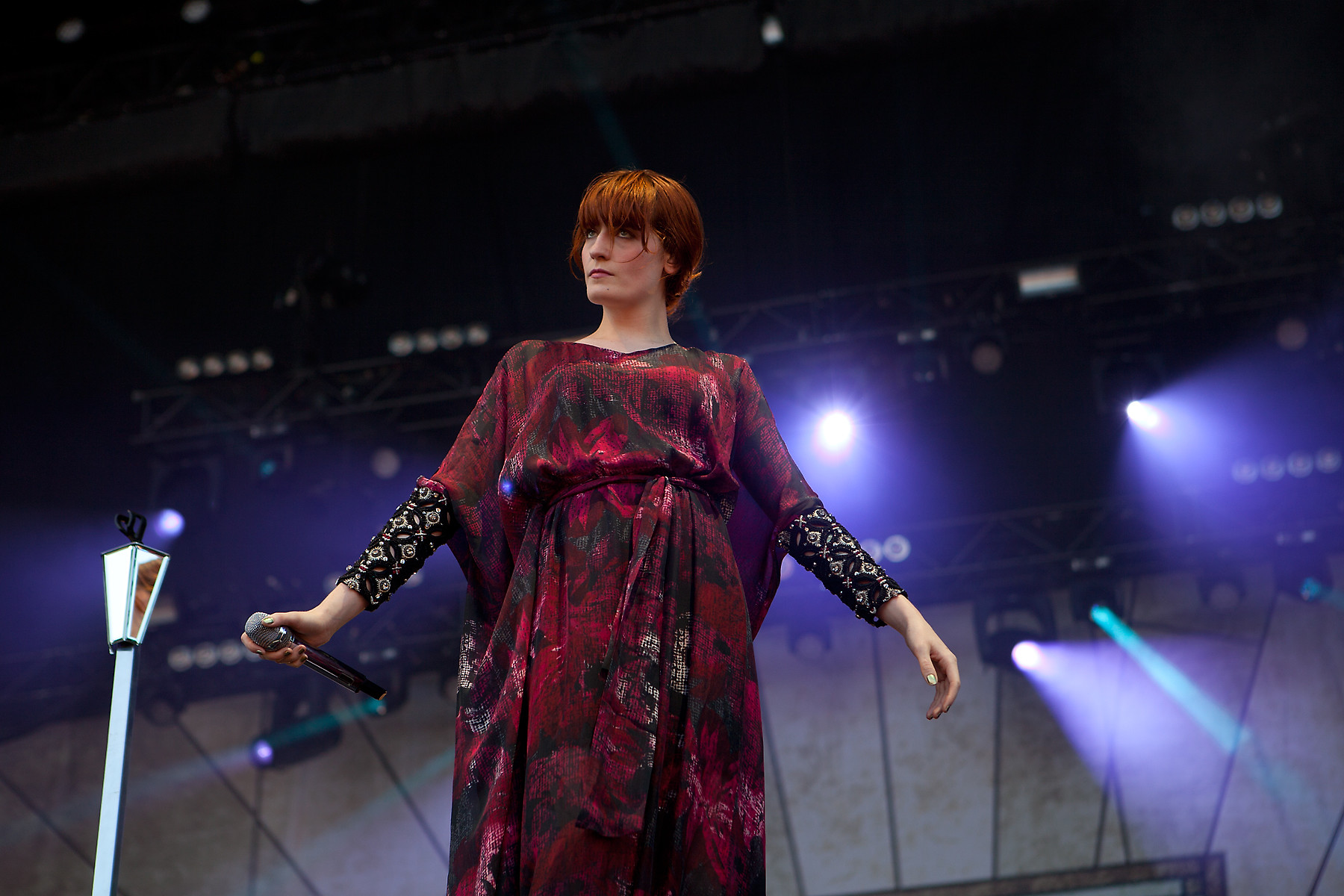 Florence and The Machine @ Lollapalooza 2012