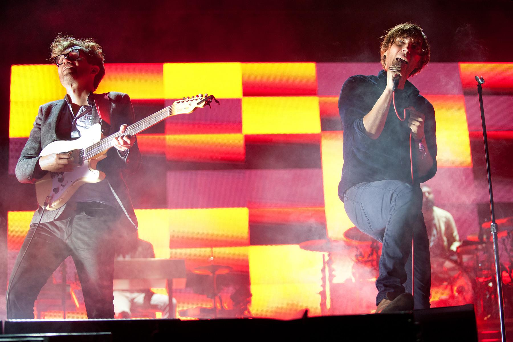 Phoenix // Grove Festival 2013