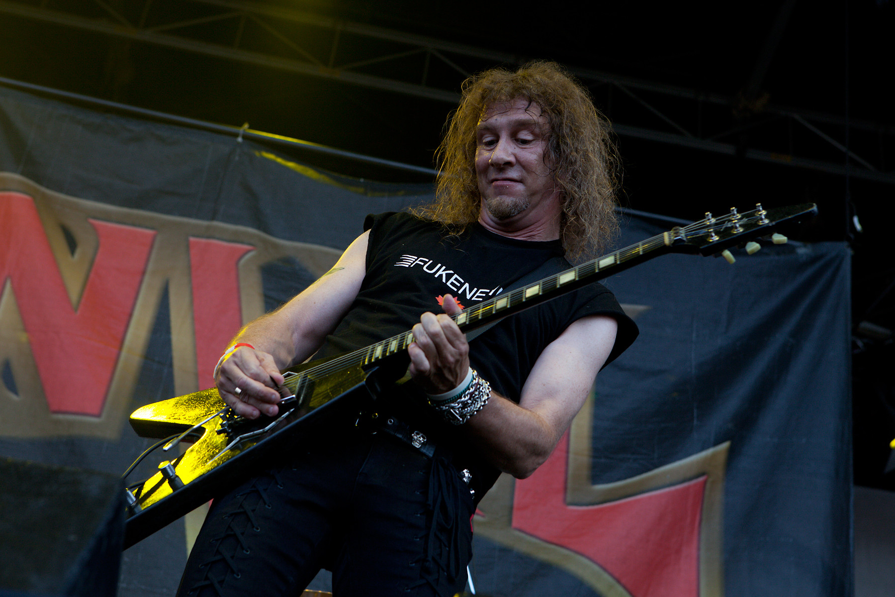 Anvil @ Heavy T.O. 2011