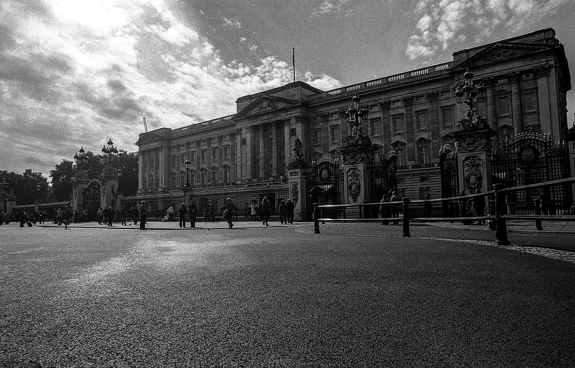 Buckingham Palace, London UK