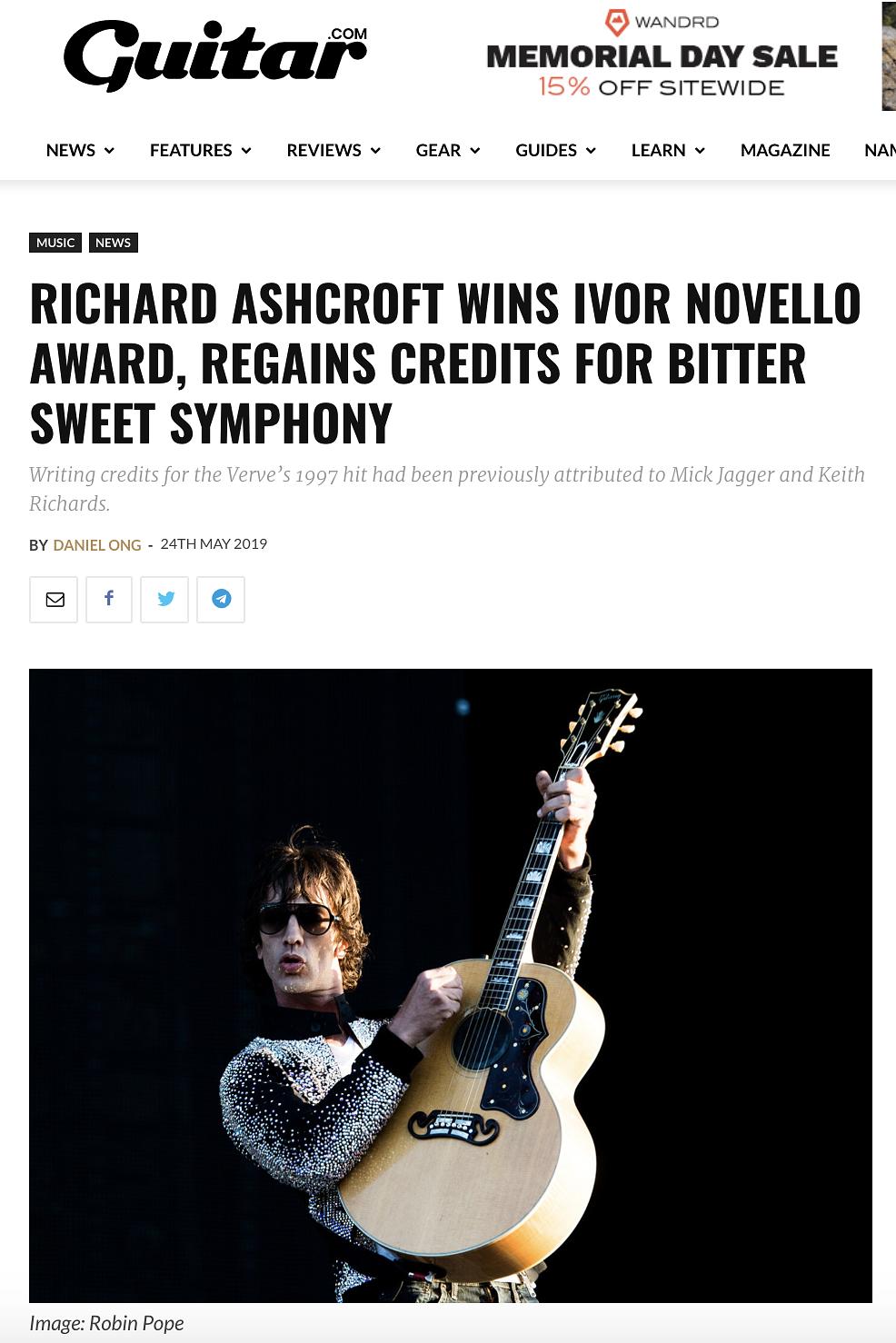 Guitar.Com Magazine