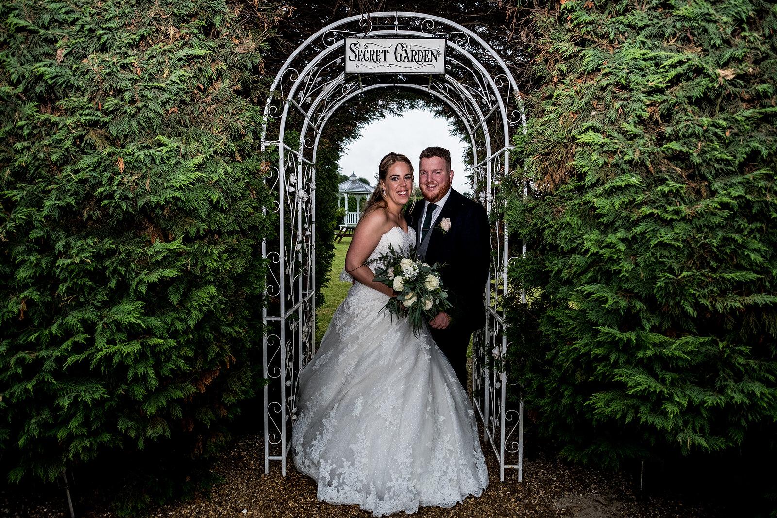 Claire & Michael's Wedding