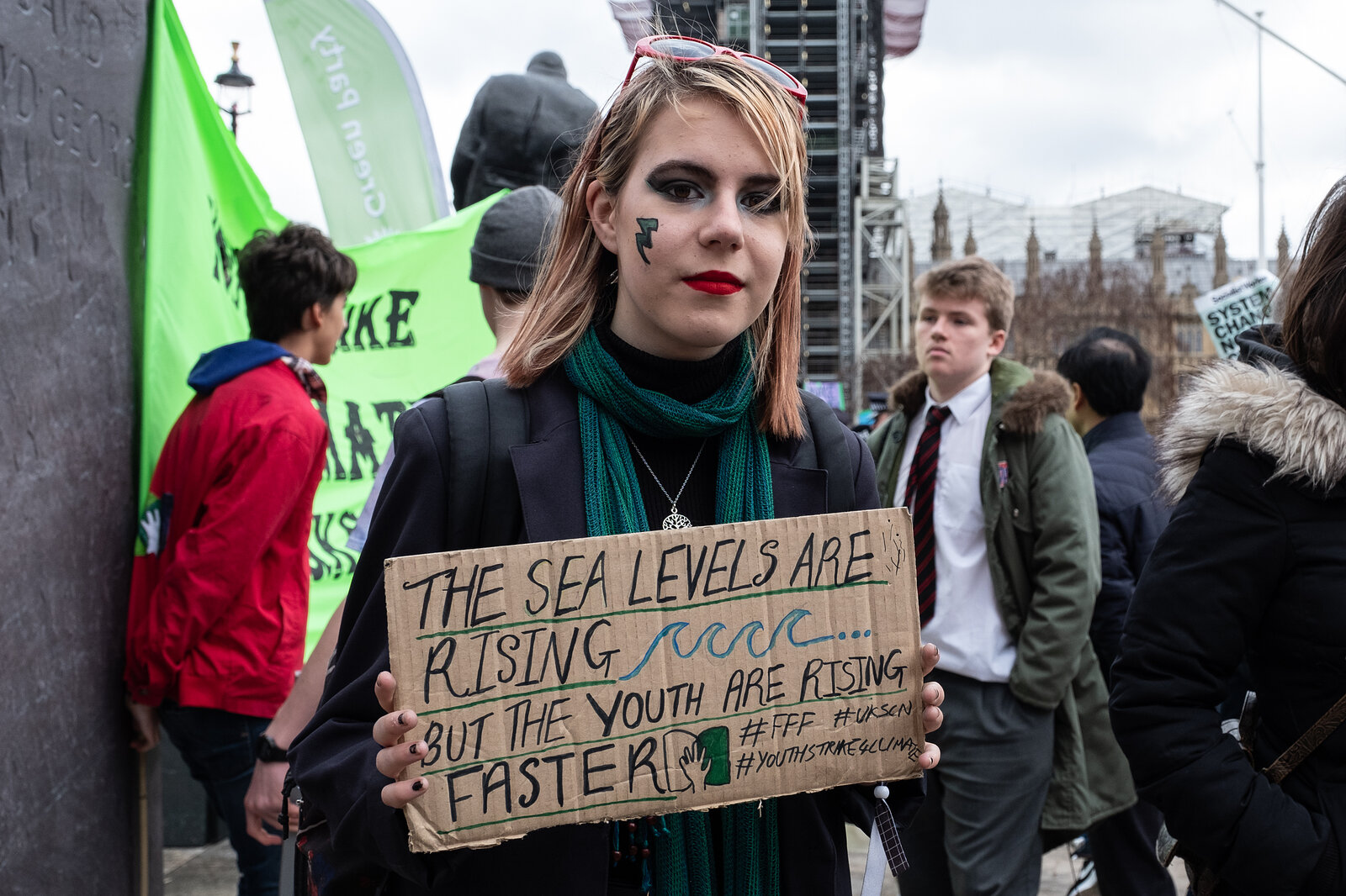 Youth Strike 4 Climate Protest 15 March 2019