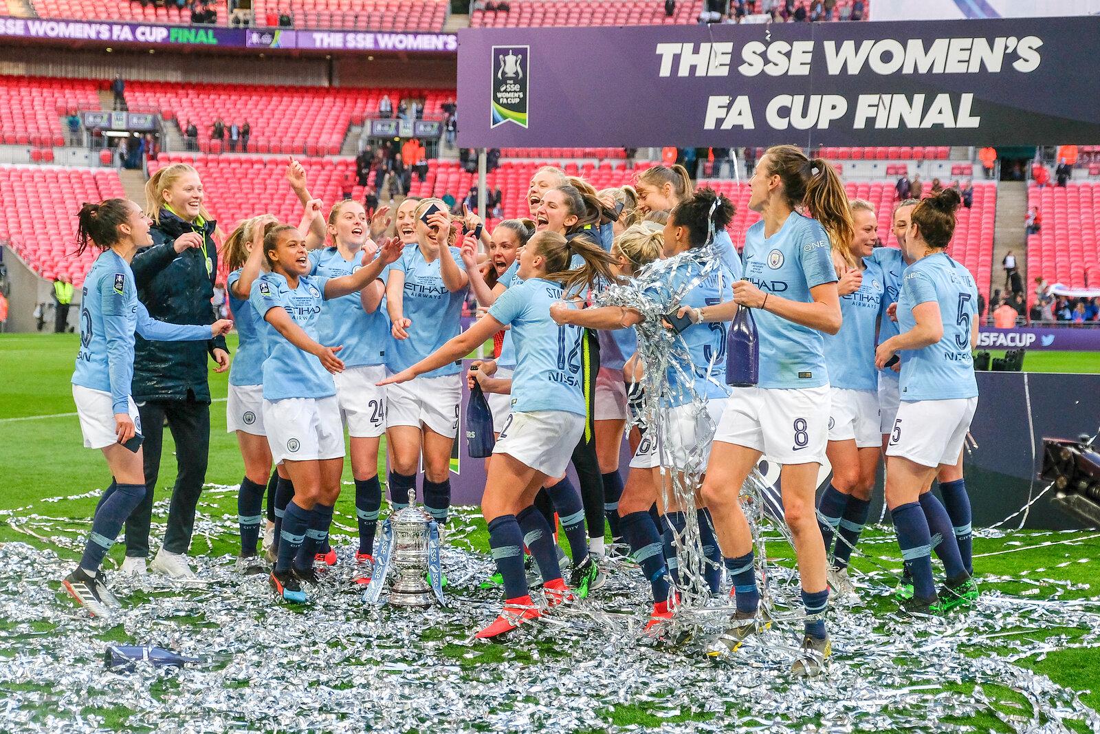 Manchester City Women Vs West Ham United Women