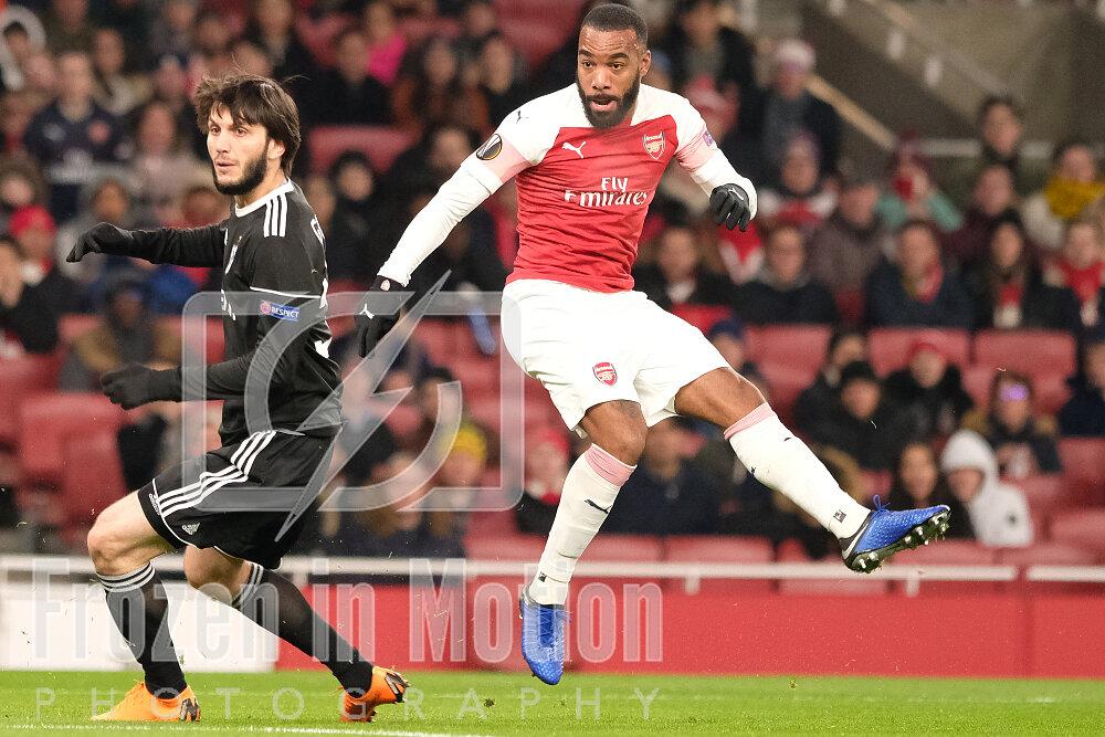 Arsenal Vs Qarabağ FK