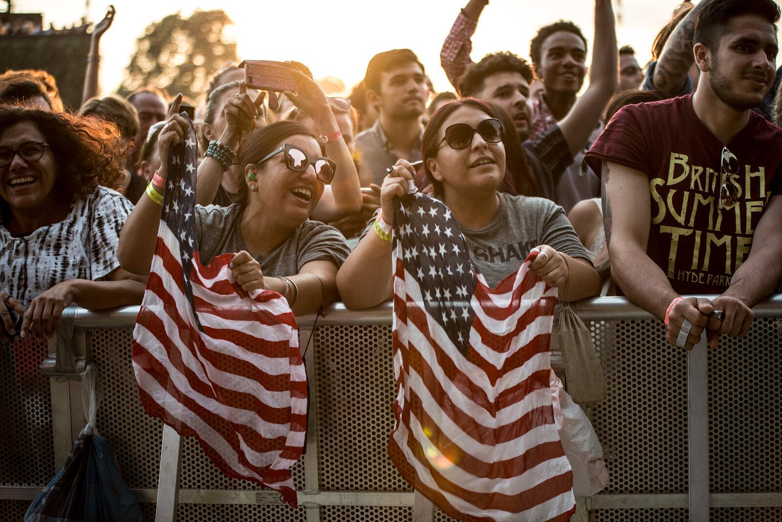 Barclaycard Presents British Summer Time Festival 2017