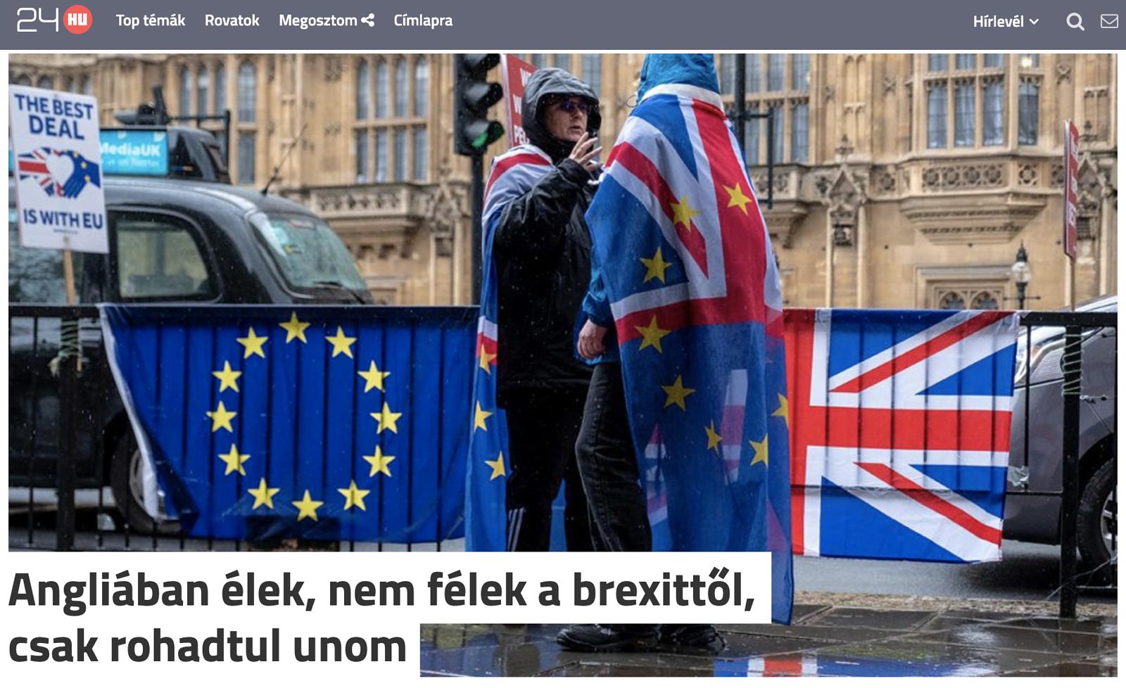 Anti Brexit Protest
