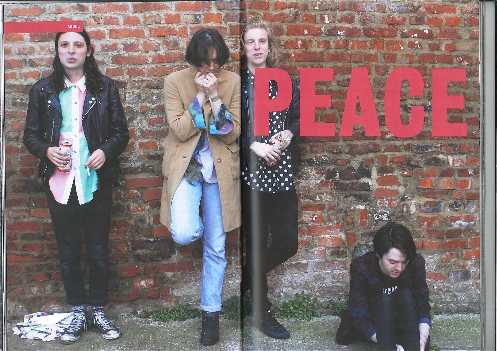 Peace -Volume Magazine