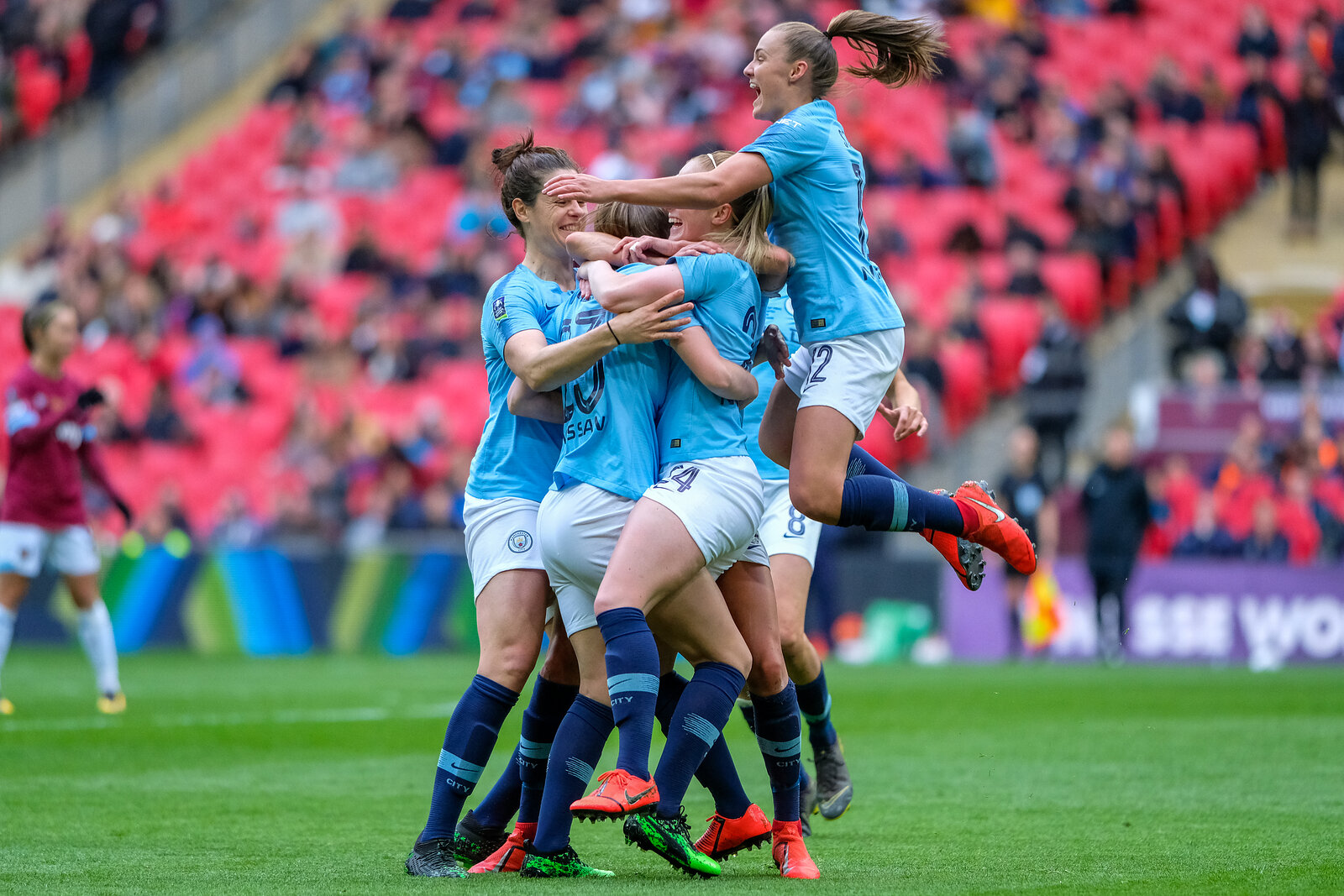 Manchester City Women Vs West Ham United Women