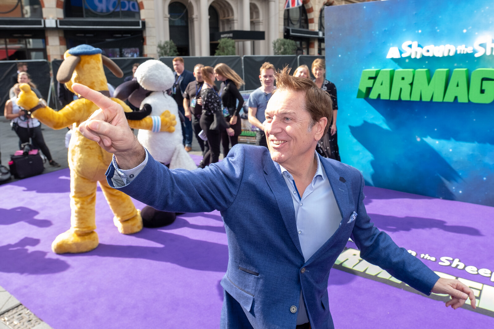 Shaun The Sheep Movie - Farmageddon Premiere