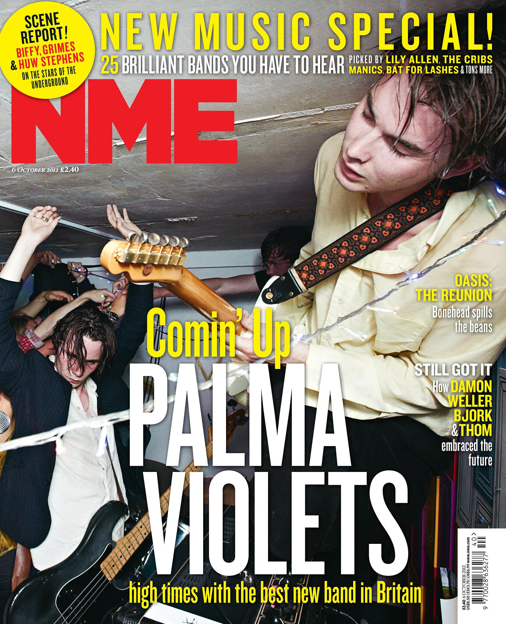 palma violets nme