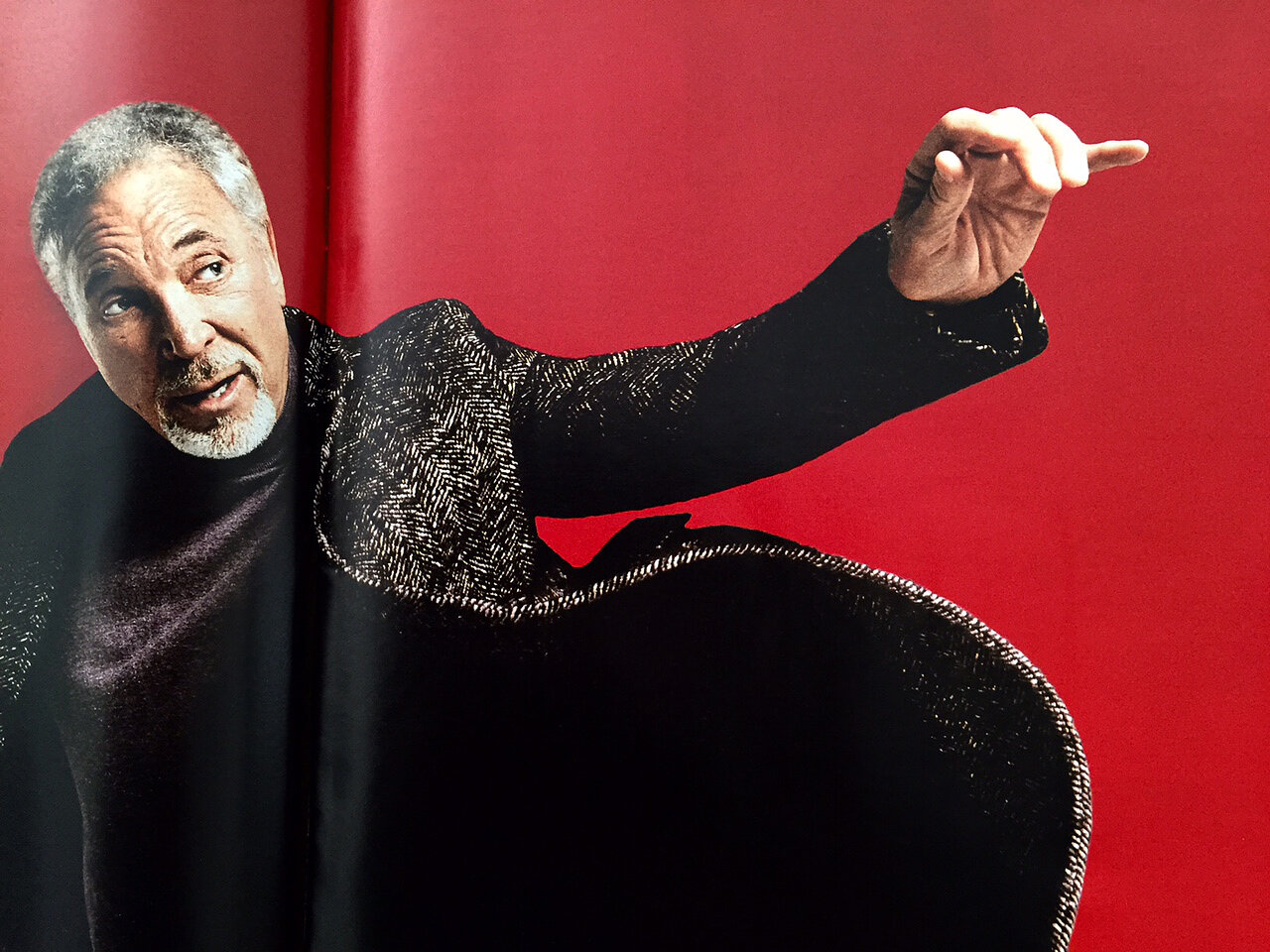 The Sunday Times Magazine: Tom Jones