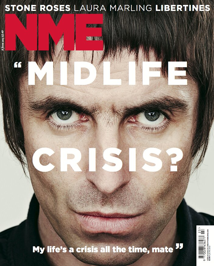 Liam NME cover